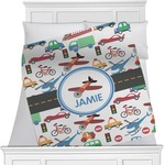 Transportation Blanket (Personalized)