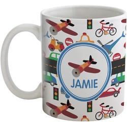 Transportation Coffee Mug (Personalized)