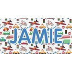 Transportation Front License Plate (Personalized)