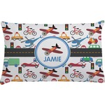 Transportation Pillow Case (Personalized)