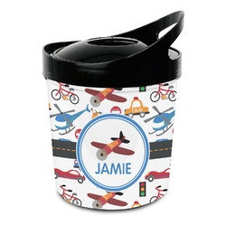 Transportation Plastic Ice Bucket (Personalized)