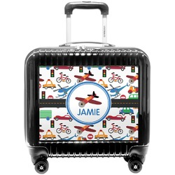 Transportation Pilot / Flight Suitcase (Personalized)