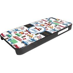 Transportation Plastic iPhone 5/5S Phone Case (Personalized)