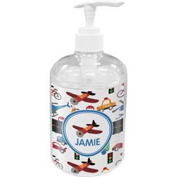 Transportation Soap / Lotion Dispenser (Personalized)
