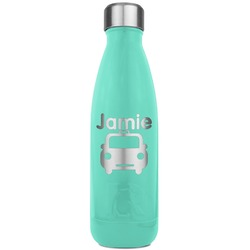 Transportation RTIC Bottle - Teal (Personalized)