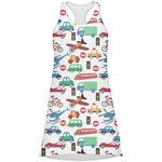 Transportation Racerback Dress (Personalized)