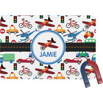Transportation Rectangular Fridge Magnet (Personalized)