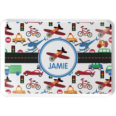 Transportation Serving Tray (Personalized)
