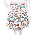 Transportation Skater Skirt (Personalized)