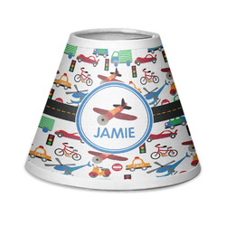 Transportation Chandelier Lamp Shade (Personalized)