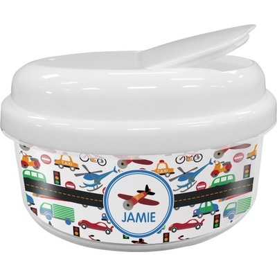 Transportation Snack Container (Personalized)