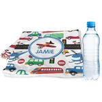 Transportation Sports Towel (Personalized)