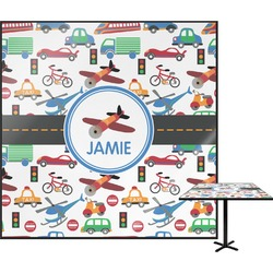 """Transportation Square Table Top - 24"""" (Personalized)"""