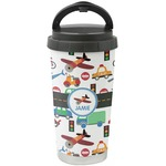 Transportation Stainless Steel Travel Mug (Personalized)