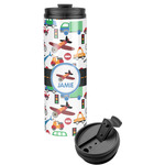 Transportation Stainless Steel Tumbler (Personalized)