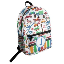 Transportation Student Backpack (Personalized)