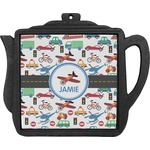 Transportation Teapot Trivet (Personalized)