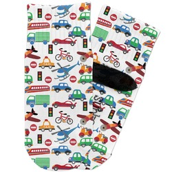 Transportation Toddler Ankle Socks (Personalized)
