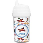 Transportation Toddler Sippy Cup (Personalized)