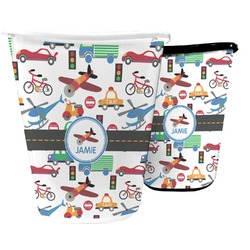 Transportation Waste Basket (Personalized)