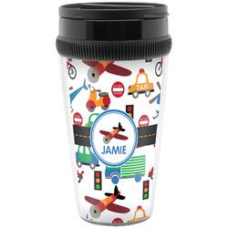 Transportation Travel Mugs (Personalized)