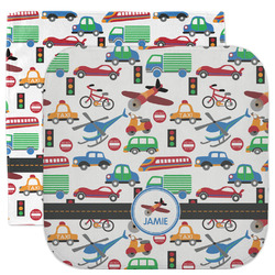 Transportation Facecloth / Wash Cloth (Personalized)