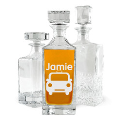Transportation Whiskey Decanter (Personalized)