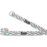 Transportation Yoga Strap (Personalized)