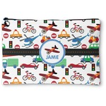 Transportation Zipper Pouch (Personalized)