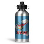 Helicopter Water Bottle - Aluminum - 20 oz (Personalized)
