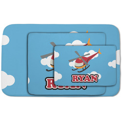 Helicopter Area Rug (Personalized)