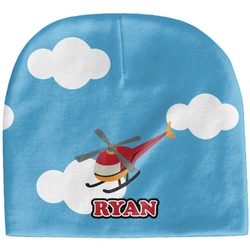 Helicopter Baby Hat (Beanie) (Personalized)