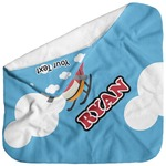 Helicopter Baby Hooded Towel (Personalized)