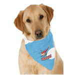 Helicopter Dog Bandana Scarf w/ Name or Text