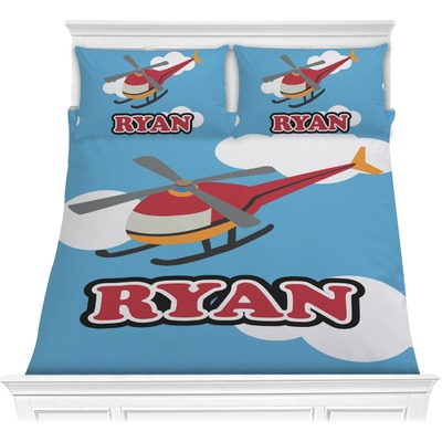 Helicopter Comforters (Personalized)