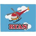 Helicopter Placemat (Fabric) (Personalized)