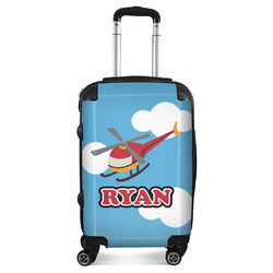 Helicopter Suitcase (Personalized)