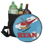 Helicopter Collapsible Cooler & Seat (Personalized)
