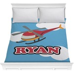 Helicopter Comforter (Personalized)