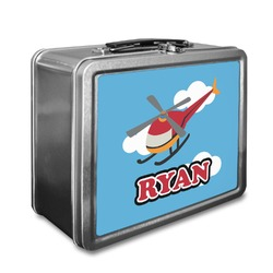 Helicopter Lunch Box (Personalized)
