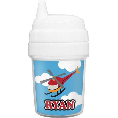 Helicopter Baby Sippy Cup (Personalized)