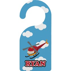 Helicopter Door Hanger (Personalized)