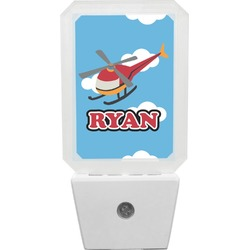 Helicopter Night Light (Personalized)