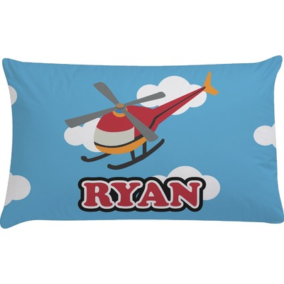 Helicopter Pillow Case (Personalized)