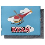 Helicopter Microfiber Screen Cleaner (Personalized)