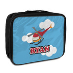 Helicopter Insulated Lunch Bag (Personalized)