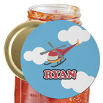 Helicopter Jar Opener (Personalized)