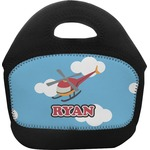 Helicopter Toddler Lunch Tote (Personalized)
