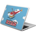 Helicopter Laptop Skin - Custom Sized (Personalized)