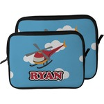 Helicopter Laptop Sleeve / Case (Personalized)